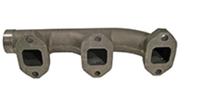 Rear Exhaust Manifold (Diesel: D414 DT414 D436 DT436 D466  DT466)