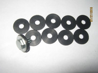Shoulder Hood Bolt Rubber Washers (Package of 10) IH, 66 and 86 series