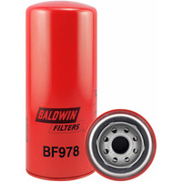 Fuel Filter, Secondary, Spin-On, Spin-on BF978  --  1026 1256 1456 460 606 856