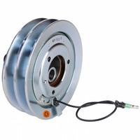 Compressor Clutch, Seltec/Tama TM08 - TM16 Series, w/ Coil  -- IH 1066    1086    1466    1486    1566    1586   766    786    886    966    986