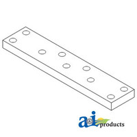 Drawbar Support Plate, IH  706  756  766  806  826  856  966  1026  1206