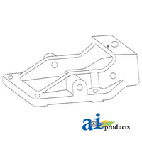 Front Drawbar Support, IH  706 756 766 806 826 856 966 1026