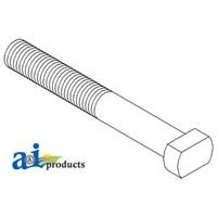 3 Point Lift Link Upper Adjustment Screw, IH / CASE IH / McCormick / 5088 5288 5488 7110 7120 7130 7140 7150 7210 7220 7230 7240 7250 8910 8920 8930 8940 8950