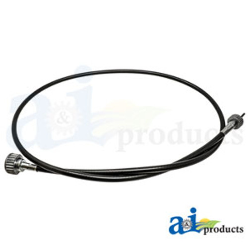 "51.25"" Tachometer Cable, IH 385 385 454 464  485 656 2400 HYDRO 84"