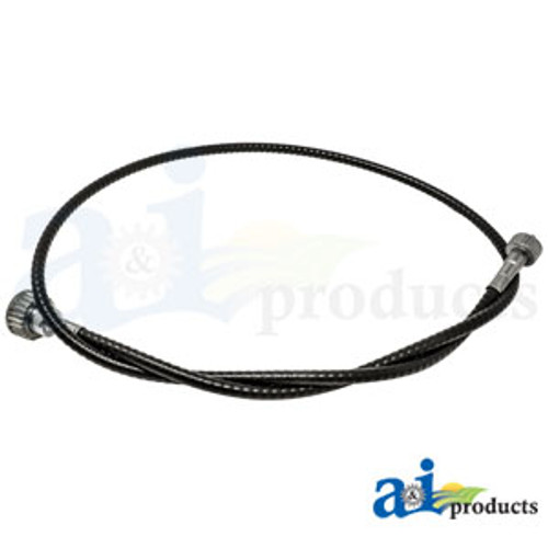 "47.5"" Tachometer Cable, IH 2424 2444 340 404 424 444 504"