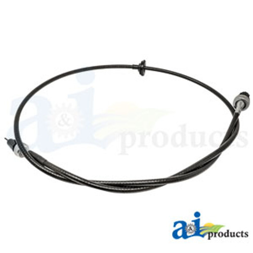 "59.5"" Tachometer Cable, IH 585 685 885 (1970911C1)"