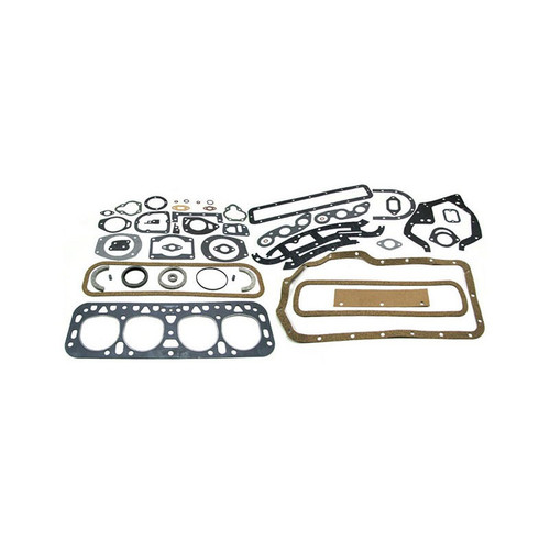Overhaul Gasket Set with Crankshaft Seals (Gas C264, C281) 400 450 Super M Super W6 W400 W450