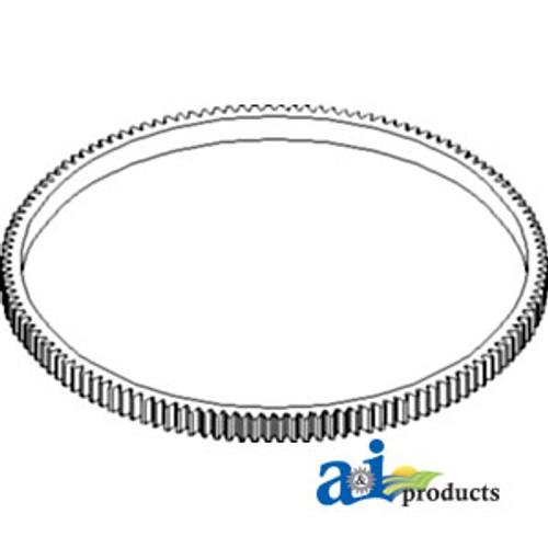 Flywheel Ring Gear, CASE IH, MX100 MX110 MX120 MX135 MX150 MX170 5130 5140 5230 5240 5250
