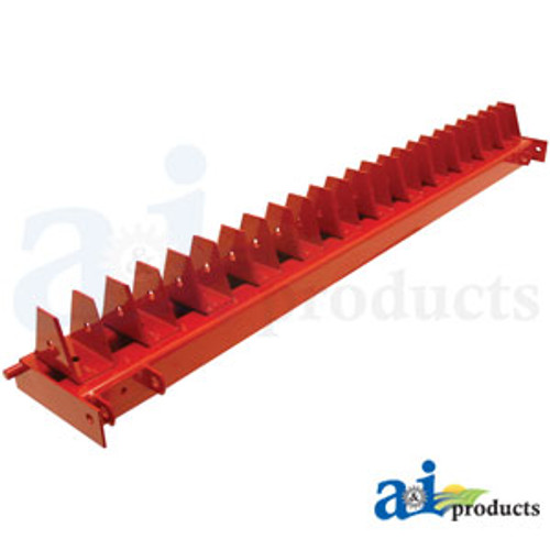 Straw Chopper Bar Assembly, Case IH Combines: 1440 1460 1470 1480 1482 1640 1644 1660 1666 1670 1680 1682 1688 2144 2166 2188 2344 2366 2388
