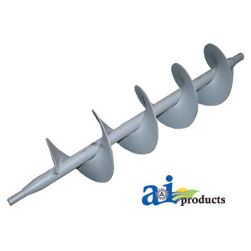Inclined Grain Delivery Auger