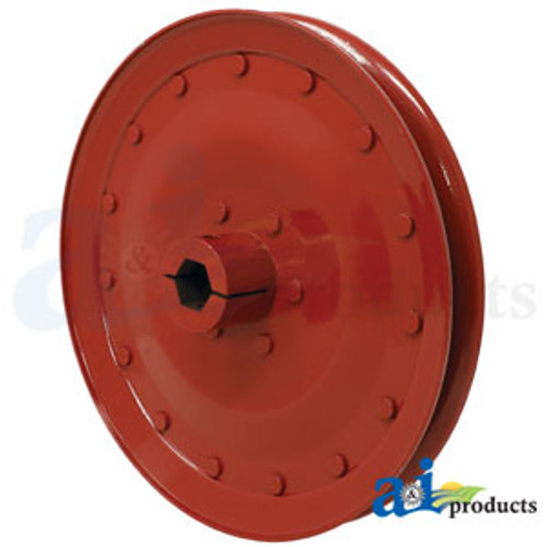 """10"""" Spreader Driven Pulley"""