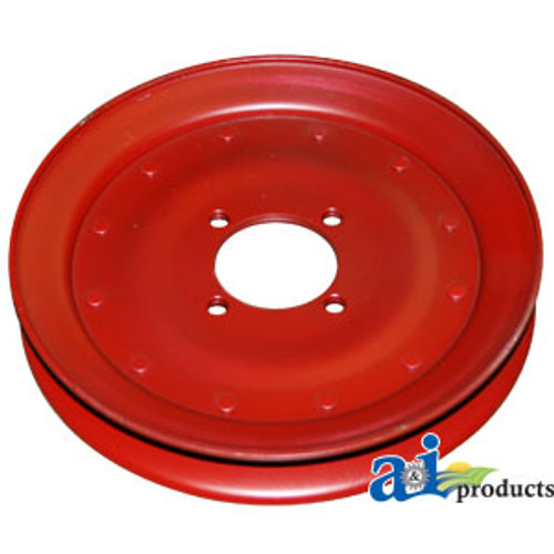 Beater Drive Pulley Assembly, RH Side