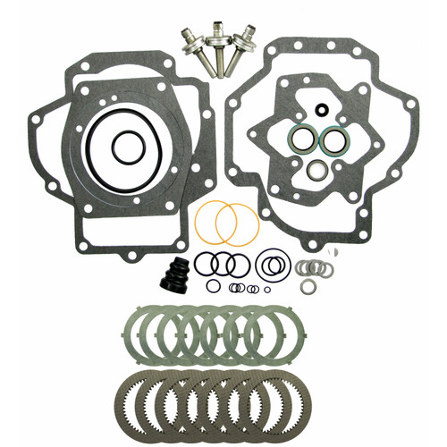 PTO Clutch Pack & Gasket Kit w/ Brakes, IH  706 through 1486