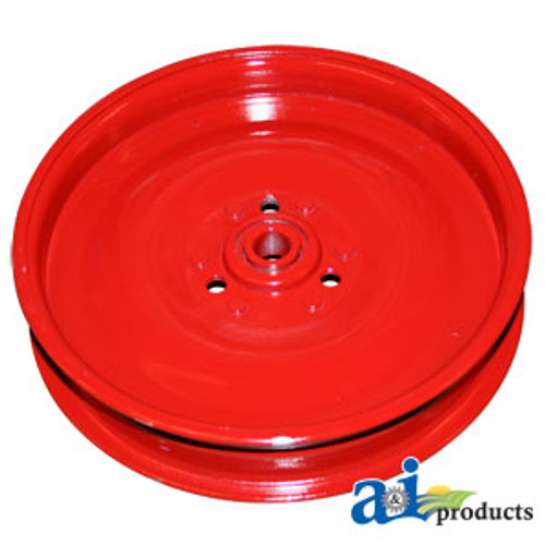 Unloader Belt Tightener/ Fan Jackshaft Drive Idler Pulley Assembly