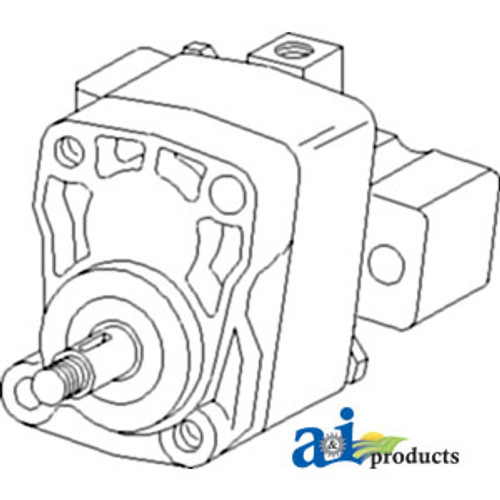 Hydraulic Pump (Gas), IH 240 330 340 404 424 444
