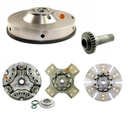 KIT: Flywheel with Ring Gear, PTO Drive Gear, and Clutch Kit: D310 and D358 (Free shipping)