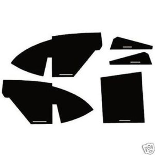 Deluxe Cab Upholstery Kit, IH 766 966 1066 1466 1468 1566 1568, Hydro 100