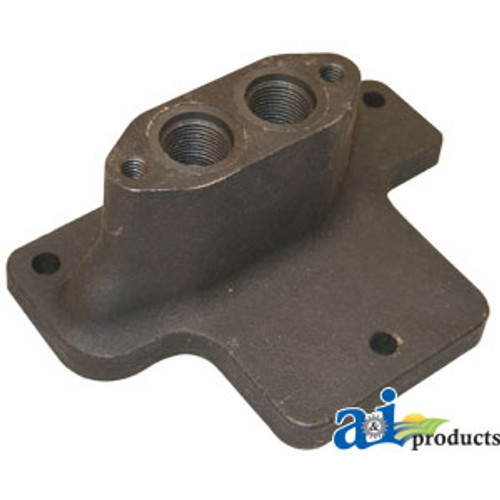 Hydraulic Power Beyond Valve Block, IH 706 756 766 806 826 856 966 1066 1206 1456 1466 1468 1566 1568