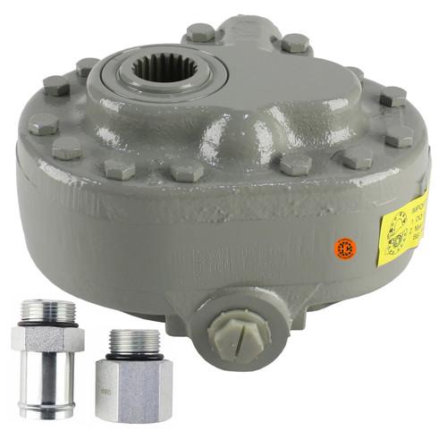 Rear PTO Hydraulic Pump, 1000 RPM, IH (H, M) Oliver (77) Ford (8N)