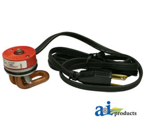 Frost Plug Heater, IH 460 504 560 606 656 660 706 806 2504 2806 503 615 715