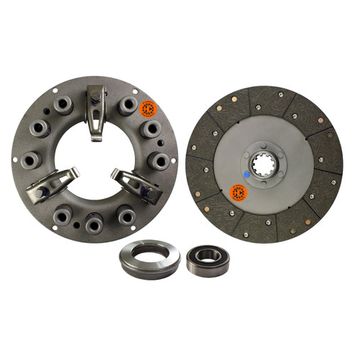 "11"" Complete Clutch Kit, IH: M, MD, MDV, MV, O-6, W6, WD6"