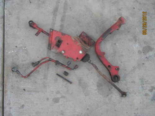 Hydraulic Clutch Assist, IH 706 756 766 806 826 966 1206 1066 1256 1456 1466 1468 1566 1568