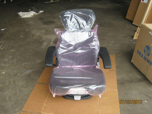 Complete Seat w/Air Suspension fits Magnum and many other Case IH Tractors & Combines