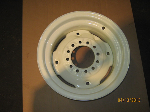 "Front Wheel Rim, 8"" X 15"", 6 Bolt (Quantity 1: While supply lasts)"