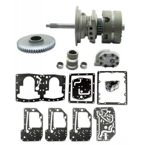 Heavy duty T/A (Complete Kit), IH 706 through 1466