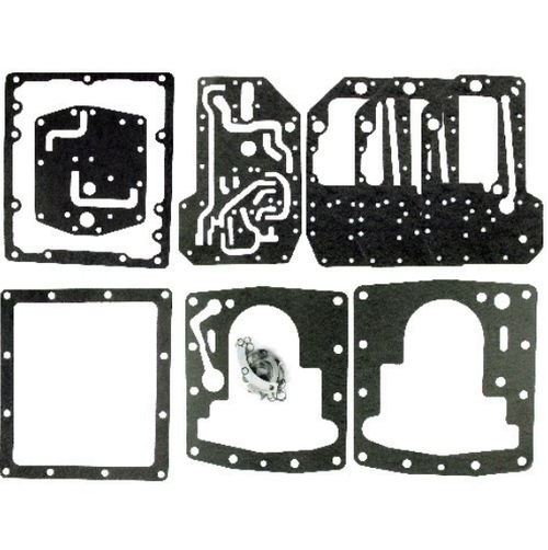 T/A Gasket Set with MCV gaskets, IH 1566 1568 1586