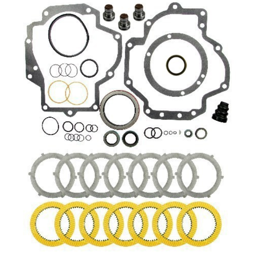 IPTO Gasket Kit & Heavy Duty Clutch Pack with Brakes, Case IH