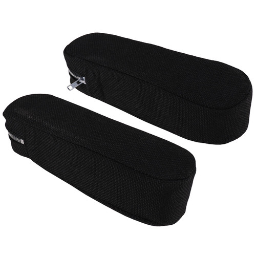 Arm Rest Set, Black Fabric, 1086 1486 1586 3088 3288 3388 3488 3588 3688 3788 4366 4386 4568 4586 4786 5088 5288 5488 6388 6588 6788 7288 7488 786 886 986 Hydro 186