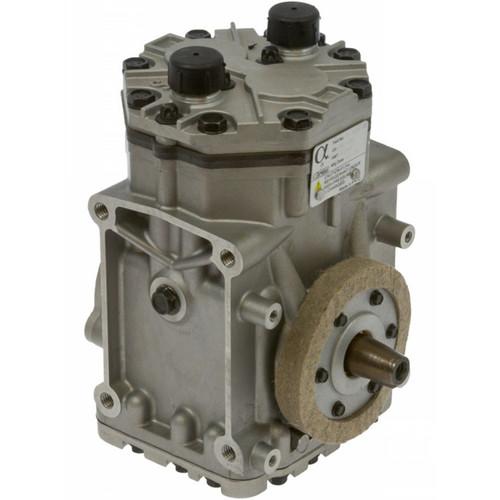 Valeo ER210L Compressor, IH 1066 1466 1468 1566 1568 4166 4186 766 966, Hydro 100