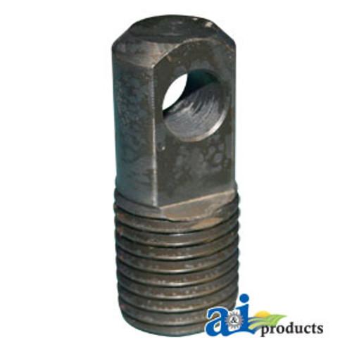 Front Stabilizer Eyebolt, IH 544  656  664   1026  3088  3288  3488  3688  HYDRO 100, HYDRO 186, HYDRO 70, HYDRO 86