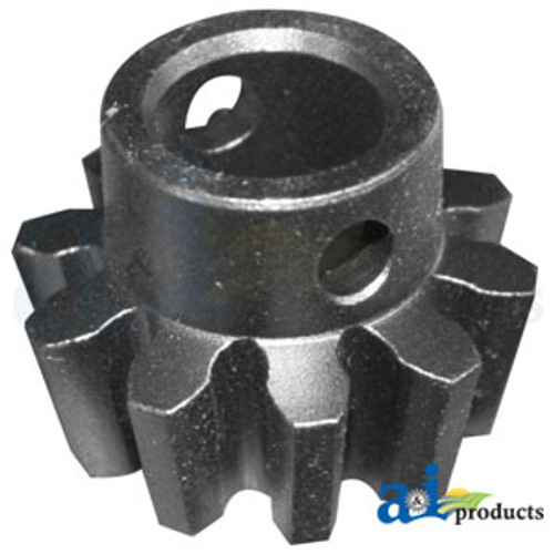 Pinion Gear, 3 Point Hitch, IH B275 B276 B414 B434 H84 3220 3230 384 385 395 4210 4230 4240 434 444 454 464 474 484 485 495 574 584 585 595 595XL 674 684 685 685XL 695 695XL 784 884 885 885XL 895 895XL