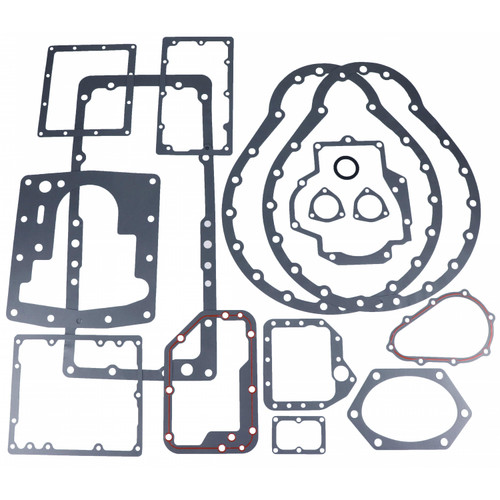 Rear Housing Overhaul Gasket Package, IH 706 756 766 786 806 826 856 886 966 986 1026 1066 1086 1206  1256 1456 1466 1468 1486 1566 1568 1586 3388 3588 3788  Hydro 100