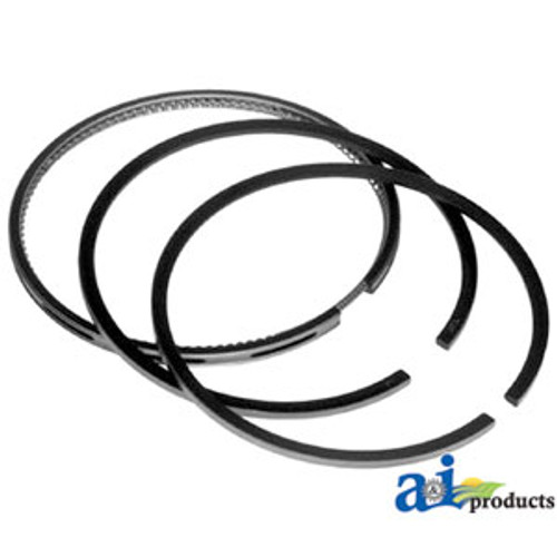 Piston Ring Set, IH 454 464 484 544 574 664 674 684 685 695 724 743 744 786 824 826 840 886 940 956 1056 1620 2544 2826 3088 3288 4210 745S (Diesel)