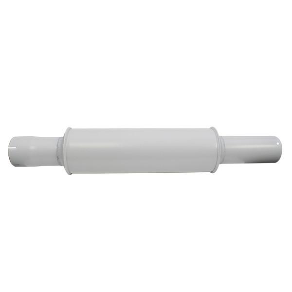 Exhaust Muffler, IH - TD18, W30, F-20, F-30 (Gas/Diesel)