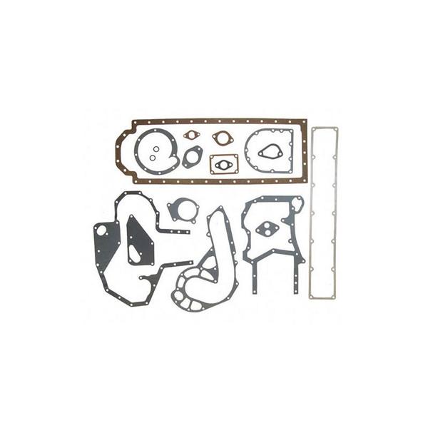 Conversion Gasket Set with Crankshaft Seals (Diesel D310, D358, DT358) 686 706 756 786 826 886 2706 2756 2826 3088 3288, Hydro 86