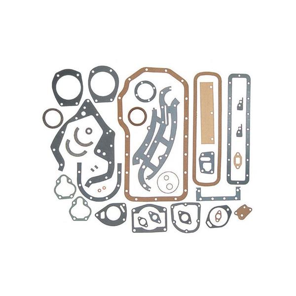Conversion Gasket Set with Crankshaft Seals (Gas C248, C264, C281) 400 450 I-6 M MV O-6 OS-6 Super M Super W6 W-6 W400 W450