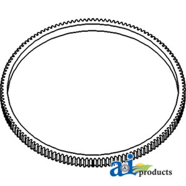 Flywheel Ring Gear, IH, 4366 4386 5088 5288 5488