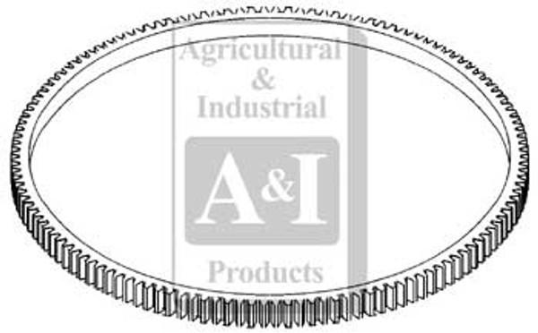 Flywheel Ring Gear (IH / CASE IH) 4230 4240 884 885 895 995