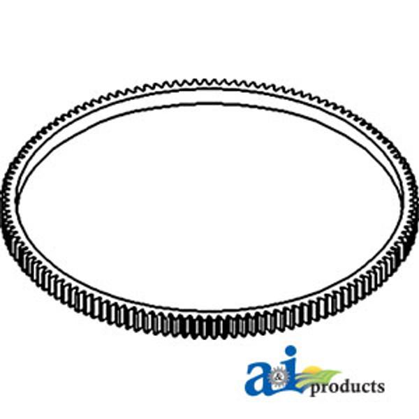 Flywheel Ring Gear, IH 454 464 574 674