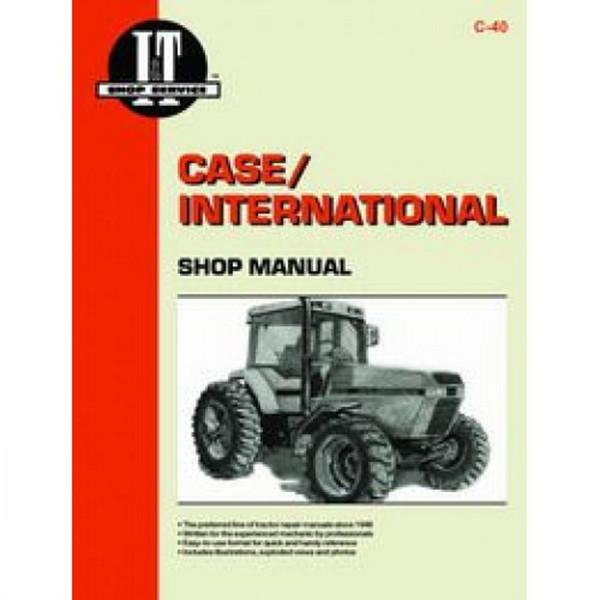 I&T Service Manual, Case IH Magnum 7110 7120 7130  7140
