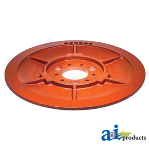 Stationary Rotor Drive Pulley