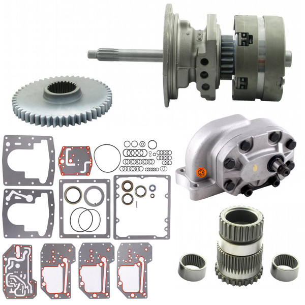 Super Duty T/A (Complete Kit), IH 706 through 1466
