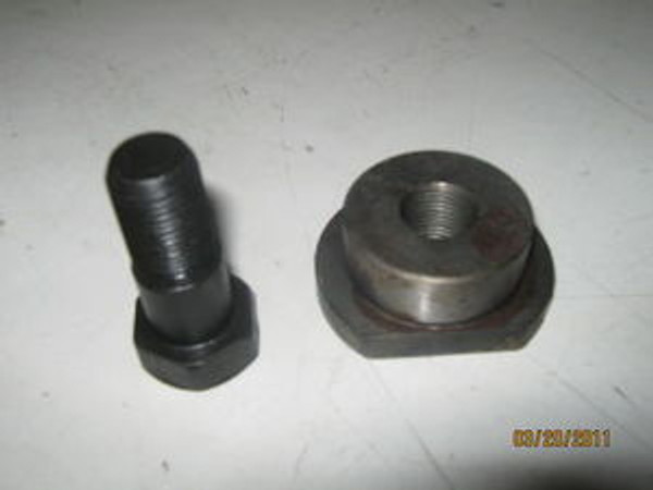 Front End Cylinder Trunion
