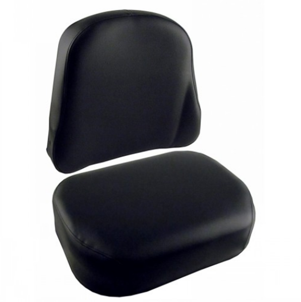 Seat Cushion Set (2 color options)  Hydraulic or Mechanical Suspension, IH 756 766 826 856 966 1066 1256 1456 1466 1468 1566 1568