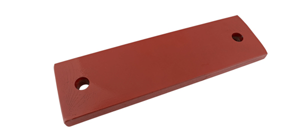 Fender Mount Support Plate, IH 966 1066 1466 1468, Hydro 100