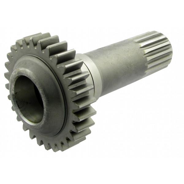 PTO Drive Gear Shaft, IH 706 756 806 856 1206 1256